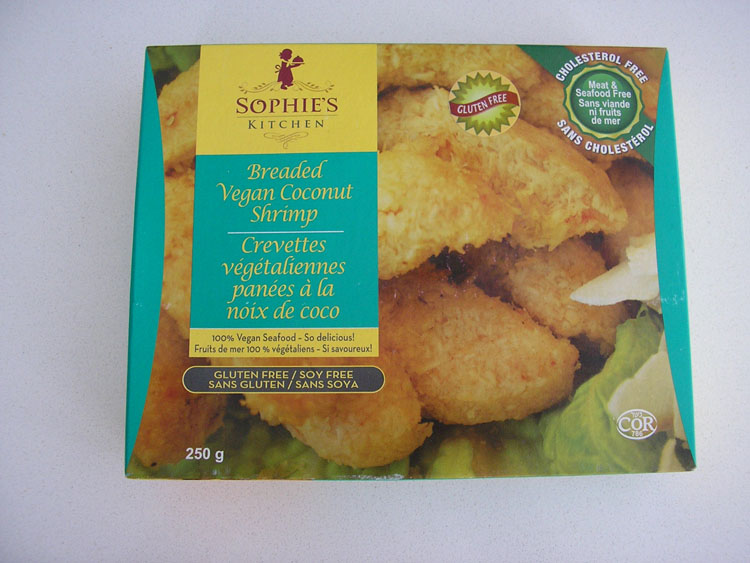 Low Protein Recipes Breaded Vegan Coconut Shrimp
